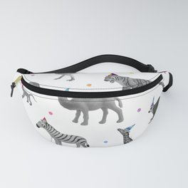 Animal Parade Fanny Pack