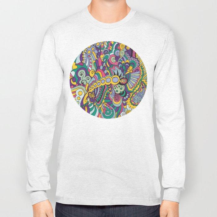 Laissez les bons temps rouler Long Sleeve T-shirt