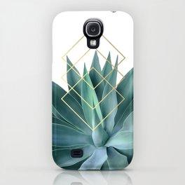 Agave geometrics iPhone Case