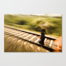 painting life No.1 Canvas Print