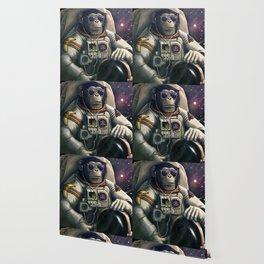 Space monkey Wallpaper