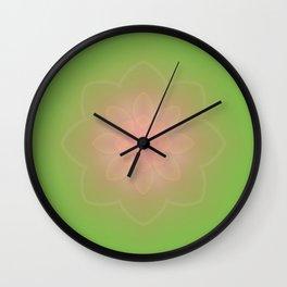 Natural High Wall Clock