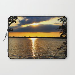Sunset Reflections Laptop Sleeve