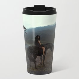Power Metal Travel Mug