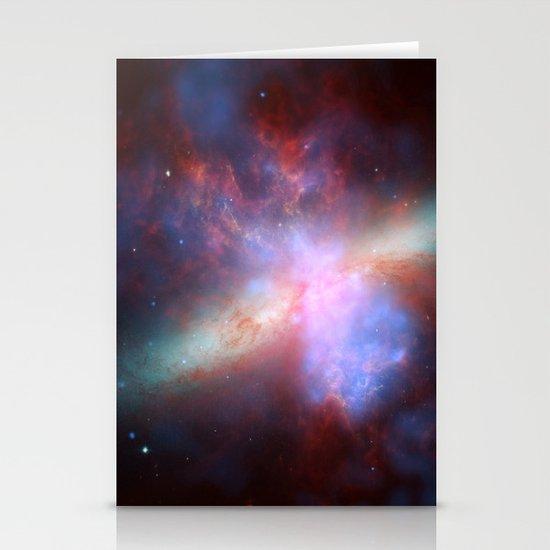 Cosmic Galaxy Stationery Cards
