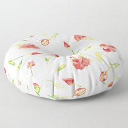 Spring Blooms Floor Pillow