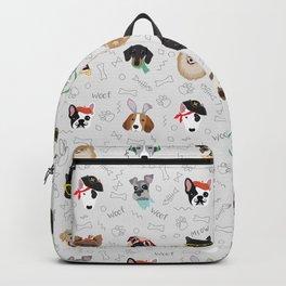 Polka Pets Backpack
