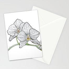 Orchidea illustrata Stationery Cards