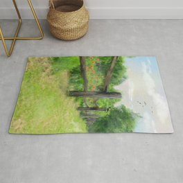 Country Drive Rug