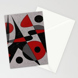 Abstract #110 Stationery Cards