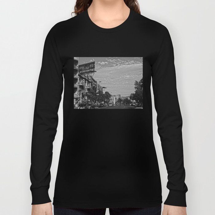 Mile-end Long Sleeve T-shirt