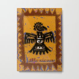 Mexican design Metal Print