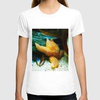 starfish T-shirts featuring Starfish  by GardenGnomePhotography