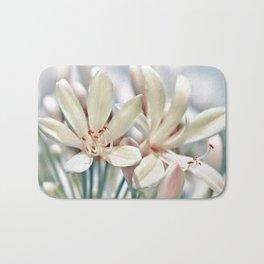 Sumer flower macro 036 Bath Mat