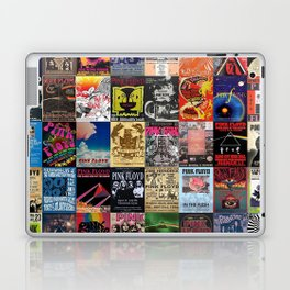 The Wall Concert Posters Laptop & iPad Skin