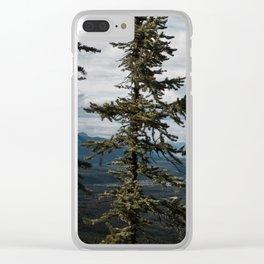 Jasper Vista Beta Clear iPhone Case