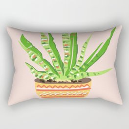 Aloe Love Rectangular Pillow
