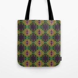 Spirals Royal Tote Bag