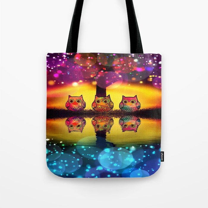owl-37 Tote Bag