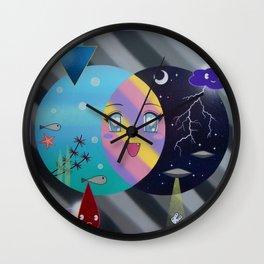 Ladies Night Wall Clock