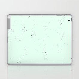 speckled mint Laptop & iPad Skin