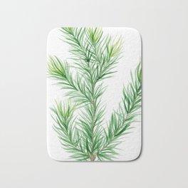 Pine Branch Bath Mat