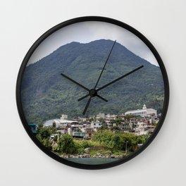 San Pedro II Wall Clock