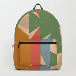 Orange Star - Style Me Stripes Backpack