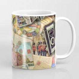Vintage World Traveler Coffee Mug