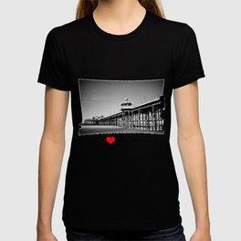 North Pier Blackpool T-shirt