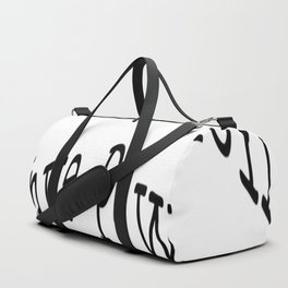 All My Children Have Paws Duffle Bag
