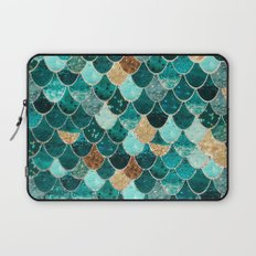 REALLY MERMAID Laptop Sleeve
