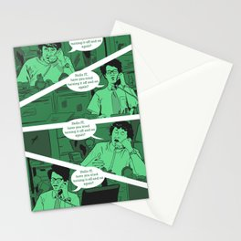 Have You Tried Turning It Off And On Again? Stationery Cards