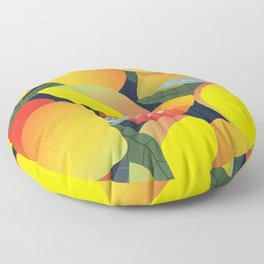 Mango Floor Pillow