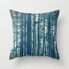 See the Forest for the Trees Throw Pillow