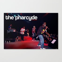 pharcyde live :::limited edition::: Canvas Print