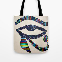 The Eye of Horus Tote Bag