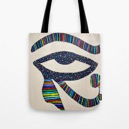 The Eye of Horus Tote Bag