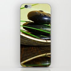 SPA Stones iPhone & iPod Skin