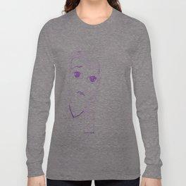 purple sadness1 Long Sleeve T-shirt