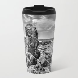Big Rocks at Praia Malhada Jericoacoara Brazil Travel Mug