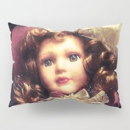 She's A Real Doll Pillow Sham