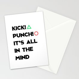 PaRappa The Rapper Stationery Cards