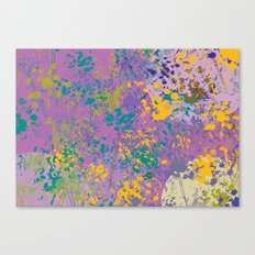 meadow 2 Canvas Print