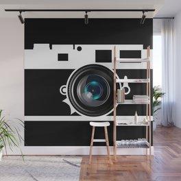 Camera Lens Wall Mural