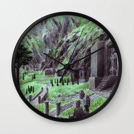 Noirinan Wall Clock