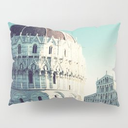 Piazza del Duomo, Pisa Pillow Sham