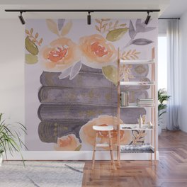 Scattered Thoughts Wall Mural