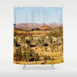 West Macs Shower Curtain
