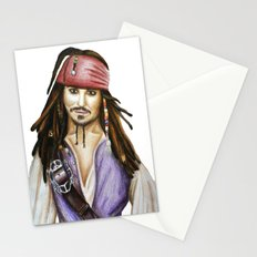 Why is the rum always gone?  Stationery Cards